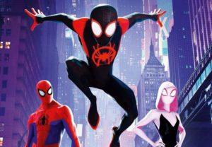 Spiderman Spiderverse