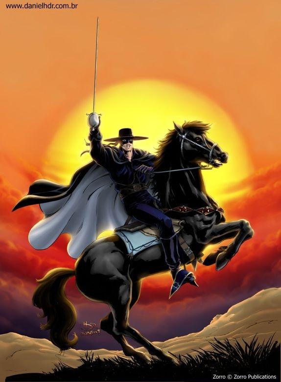 Lee más sobre el artículo Una nueva serie basada en el mundo de El Zorro se encuentra en desarrollo.
