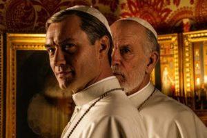 The New Pope Jude Law John Malkovich trailer video