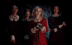 Netflix El Mundo Oculto de Sabrina trailer netflix estreno tercera temporada