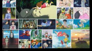 Netflix Latinoamerica Estudios Ghibli video catalogo fecha