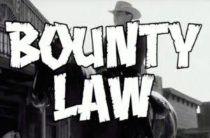 Quentin Tarantino Bounty Law serie entrevista