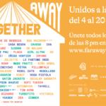 Cha!, Little Jesus, Rebel Cats y D-2000 inauguran el Far Away Together.