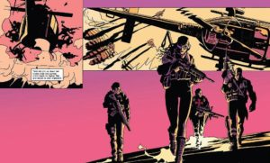 Charlize Theron pelicula Netflix comic La Vieja Guardia The Old Guard