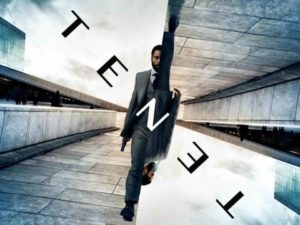 Tenet Christopher Nolan nuevo trailer Robert Pattinson