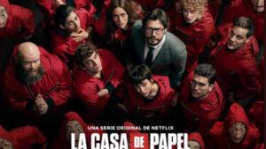 La Casa de Papel quinta temporada final Netflix