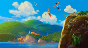 Luca nueva pelicula Disney Pixar