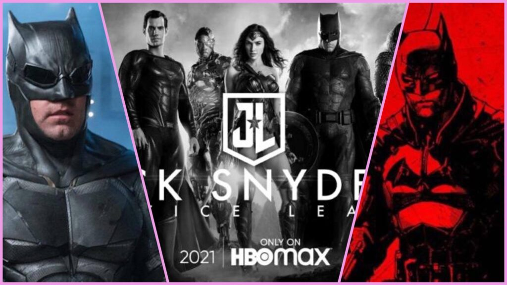 DC FanDome: Matt Reeves revela el logo oficial de 'The Batman'; Ben Affleck regresaría para 'The Flash'; nuevo teaser del SnyderCut de Justice League