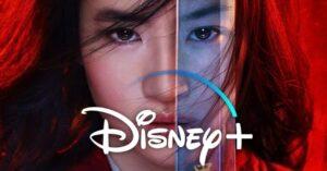 Disney plus Latinoamerica estreno Mulan