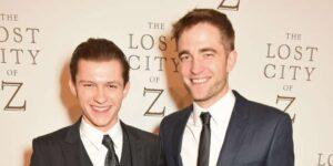Tom Holland Robert Pattinson nueva pelicula Netflix