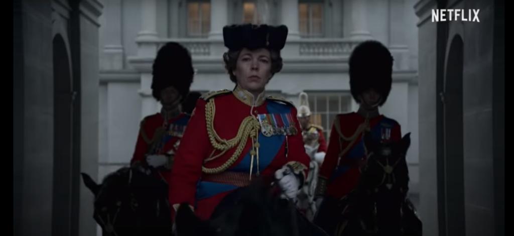 'The Crown' anuncia la fecha de estreno de su cuarta temporada con un breve adelanto