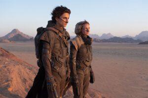 Dune trailer estreno Chalamet Zendaya Momoa