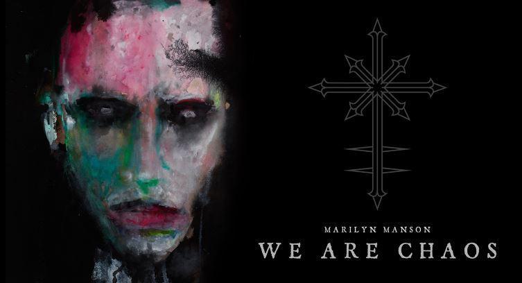 'We Are Chaos', el nuevo álbum de Marilyn Manson