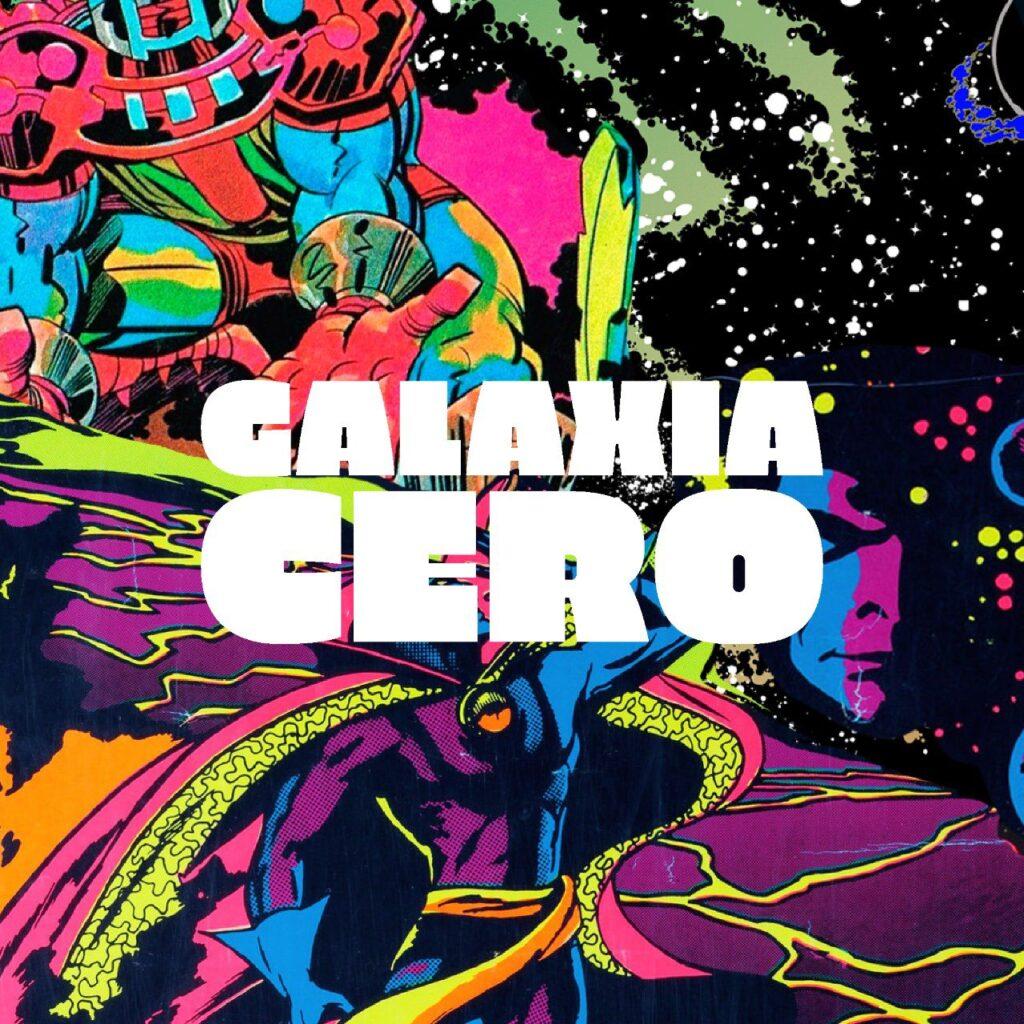 Ya puedes escuchar el EP homónimo de Galaxia Cero