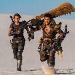 'Monster Hunter' presenta su primer trailer oficial