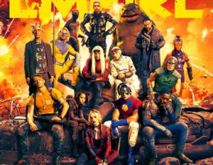 The Suicide Squad Empire imagenes exclusivas James Gunn estreno