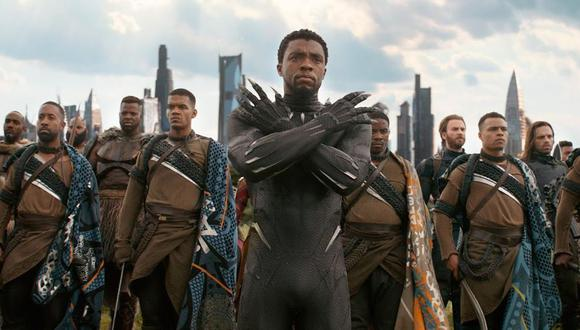 Marvel Studios modifica el intro de 'Black Panther' en Disney+ para rendir tributo a Chadwick Boseman