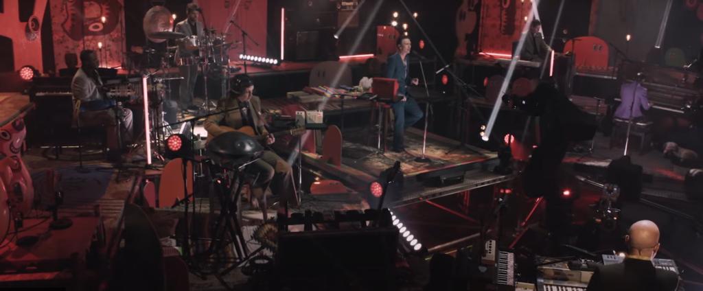Fobia presenta 'Pesadilla', el primer adelanto de su MTV Unplugged