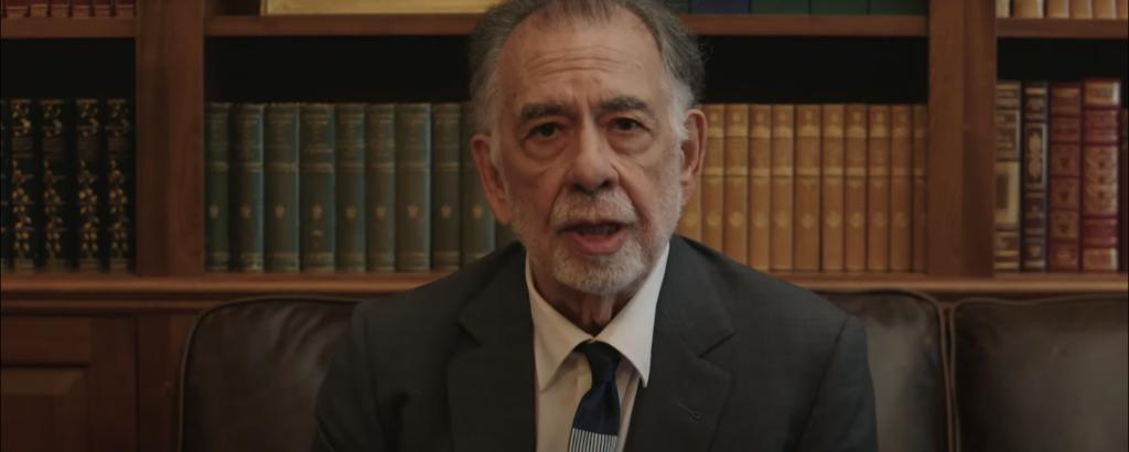 Francis Ford Coppola presenta el trailer oficial de la nueva versión de 'El Padrino III'