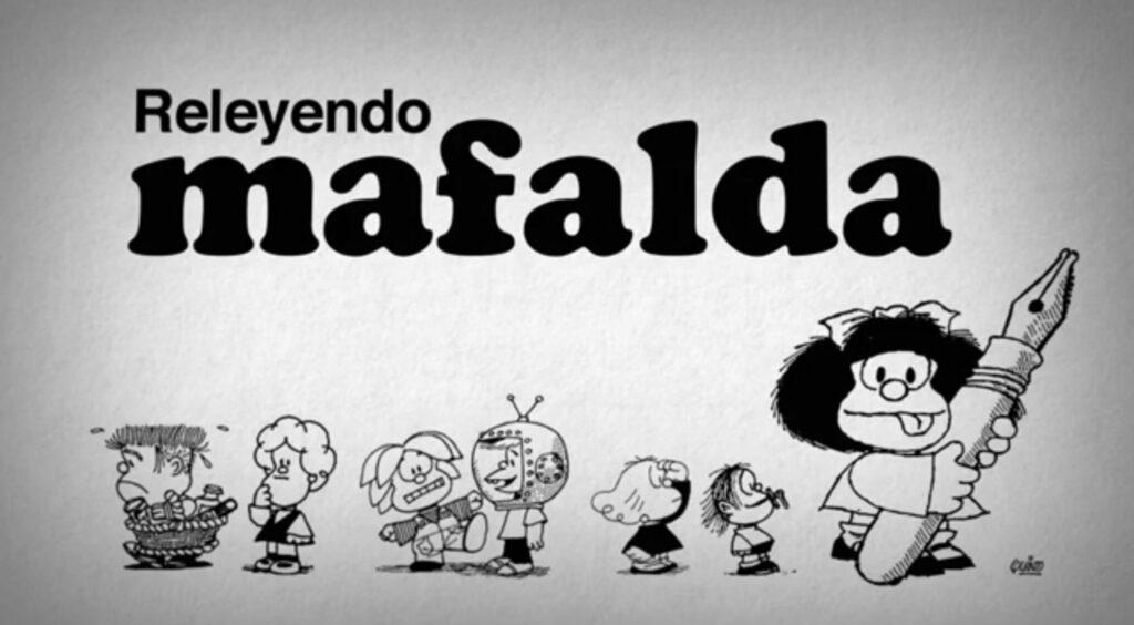 'Releyendo Mafalda', un nuevo contenido exclusivo de Disney+ para Latinoamérica