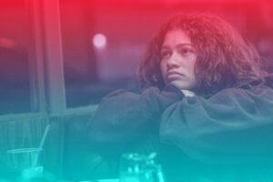 Euphoria HBO Sam Levinson reflexion explicacion Zendaya Rue Jules especial Trouble Dont Last Always