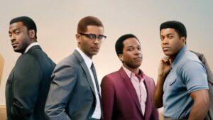One Night In Miami estreno Latinoamerica Amazon Prime Video trailer Cassius Clay Muhammad Ali Malcolm X Jim Brown Sam Cooke