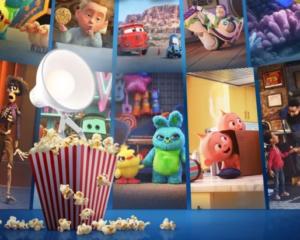 Pixar Popcorn trailer fecha de estreno Latinoamerica Disney Plus Toy Story Buscando a Nemo Los Increibles Coco Cars