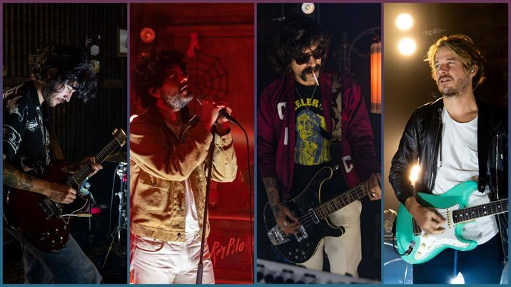 Rey Pila estrena 'Velox Veritas Live'