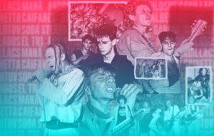 Rompan Todo documental Netflix Rock Latinoamericano Soda Stereo Café Tacvba Charly García Molotov Fito Páez Aterciopelados Los Fabulosos Cadillacs Los Auténticos Decadentes Los Tres Fobia