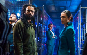 Snowpiercer segunda temporada trailer Jennifer Connelly Daveed Diggs Netflix