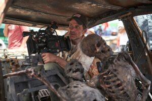 Zack Snyder pelicula zombies Netflix Army Of The Dead imagenes