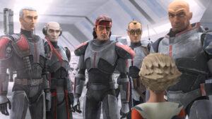 Star Wars El Lote Malo estreno Disney Plus Latinoamerica The Bad Batch trailer