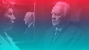 Anthony Hopkins El Padre Florian Zeller reflexion explicacion Olivia Colma The Father Le Pere