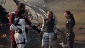 Black Widow nuevo trailer estreno Disney Plus Latinoamerica costo adicional