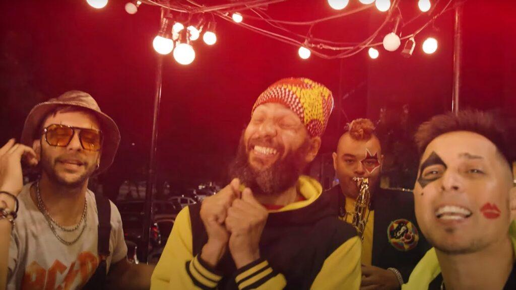 Fidel Nadal y Los Caligaris colaboran en 'Te robaste mi corazón'