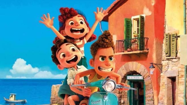 Disney Plus comparte un nuevo trailer de 'Luca'
