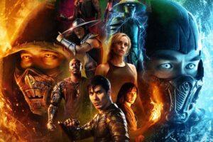 Mortal Kombat estreno trailer cine Sub Zero Scorpion Warner Bros