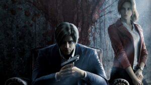Residen Evil la tiniebla infinita trailer Leon S. Kennedy estreno Netflix Infinite Darkness