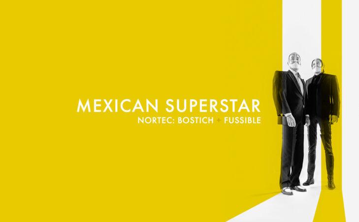 'Mexican Superstar', el nuevo sencillo de Nortec: Bostich + Fussible