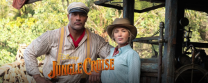 Jungle Cruise trailer estreno Latinoamerica Disney Plus Dwayne The rock Johnson Emily Blunt