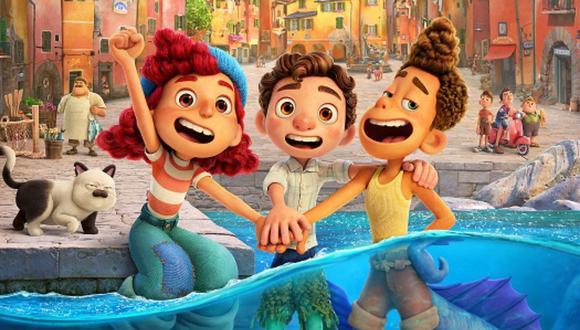 Disney Plus comparte un nuevo featurette de 'Luca'