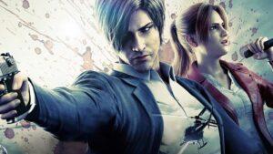 Netflix Capcom trailer Resident Evil La tiniebla infinita estreno Latinoamerica