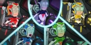 Rick and Morty quinta temporada nuevo trailer estreno Latinoamerica