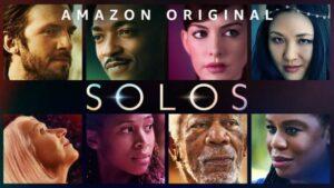 Solos antologia ciencia ficcion Amazon Prime Video trailer Anne Hathaway Morgan Freeman Helen Mirren Uzo Aduba Anthony Mackie