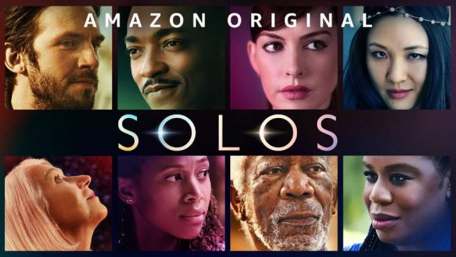 Lee más sobre el artículo 'Solos', la nueva antología de Amazon Prime Video protagonizada por Anne Hathaway, Morgan Freeman y Anthony Mackie